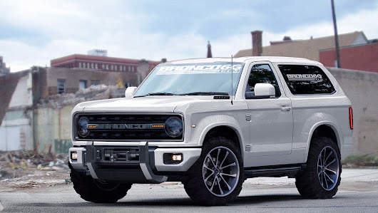 Question of the Week: Which Bronco Is Hotter? - Ford-Trucks.com