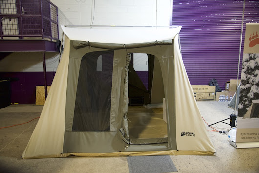 Kodiak Canvas - Great American Outdoor Show - 4WAAM