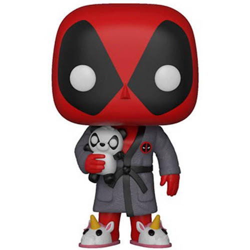 Funko Pop! Marvel : Deadpool Playtime: Deadpool in Robe