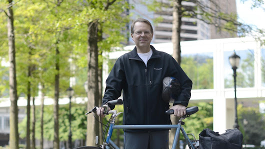 Bike to work? You can do it, and here's how - Minneapolis / St. Paul Business Journal