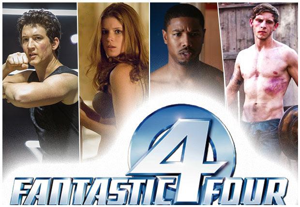 Los 4 Fantásticos 2015