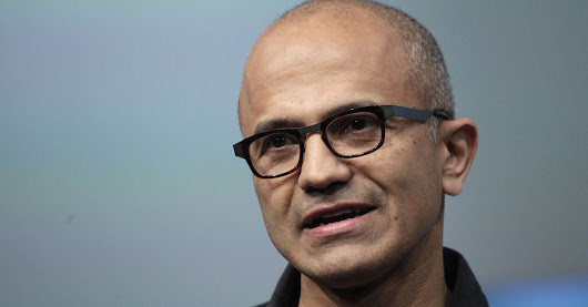 Microsoft lost the last decade. How Satya Nadella plans to win the next