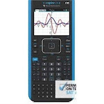Texas Instruments TI Nspire CX II CAS Graphing Calculator with Student Software