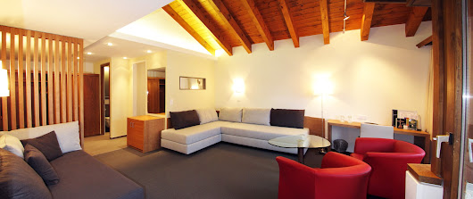 Hotel Allalin Saas-Fee | Accommodation for holidays and business