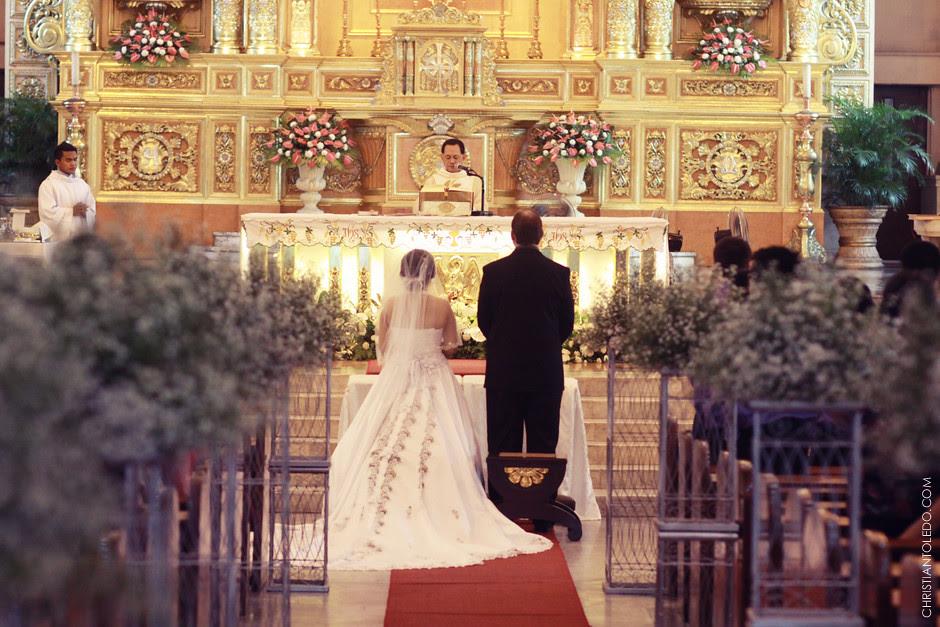Cebu Metropolitan Cathedral Wedding, Cebu Wedding Photographer
