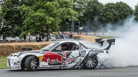 Goodwood festival adds drifting category