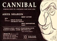Ariel Sharon, Cannibal