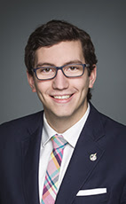 Photo - Pierre-Luc Dusseault - Click to open the Member of Parliament profile