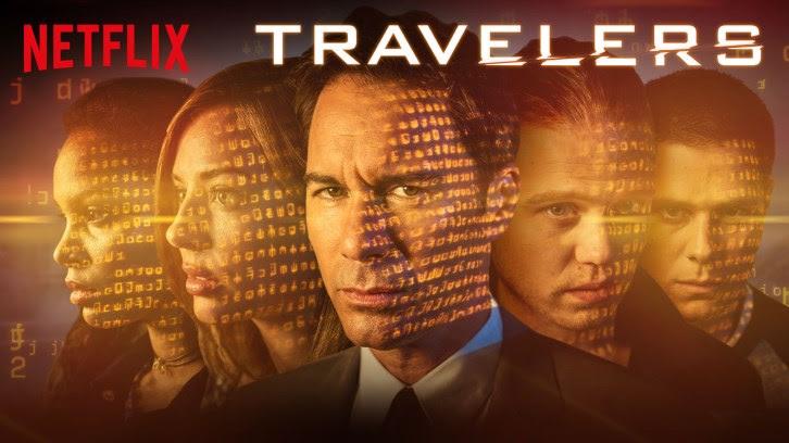 Travelers - 17 Minutes/Traveler 0027/Update/21C - Quadruple Review