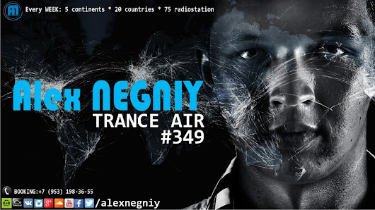 Alex NEGNIY - Trance Air #349