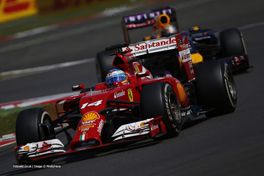 2014 British Grand Prix team radio transcript - F1 Fanatic