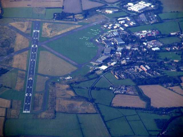 Cranfield Airport From The Air Thomas Nugent Cc By Sa 2