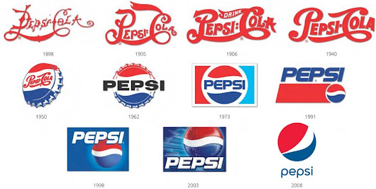 Graphic Design:  How Famous Brands Have Evolved Over Time  | Design | Graphic Design & Publishing Center