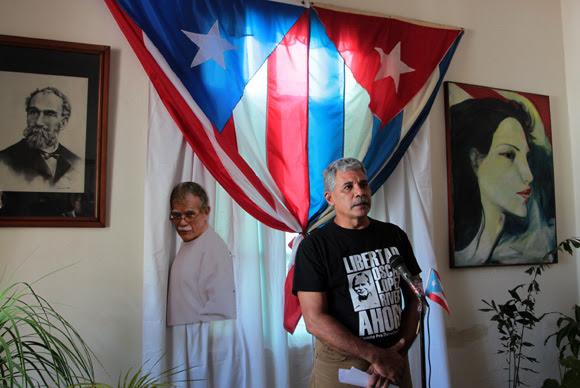 Edwin González, delegado de la Misión de Puerto Rico en Cuba. Foto: Ladyrene Pérez/ Cubadebate.