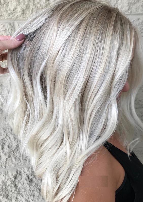 Blonde Hair 2018