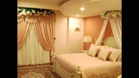 Romantic and Beautiful Bridal Bedroom Decoration Ideas