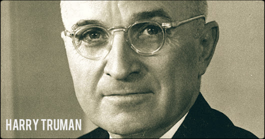 Harry Truman Least Qualified President Ever (1952 editorial)