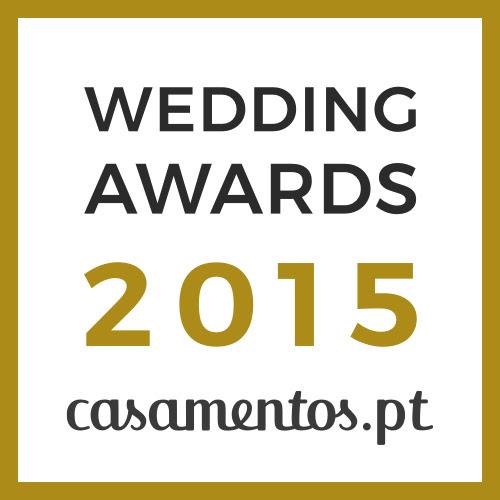 Casar, vencedor Wedding Awards 2015 casamentos.pt