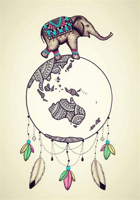drawn moon hippie pencil   color drawn moon hippie