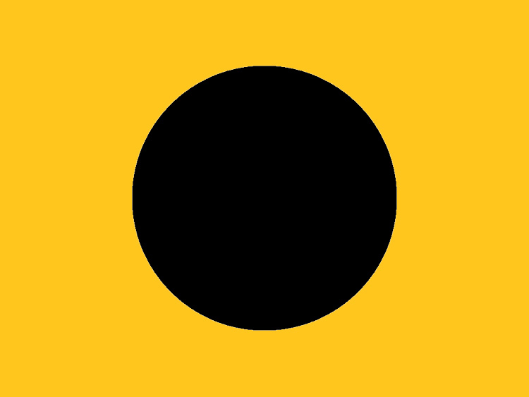 Black Ball Flag