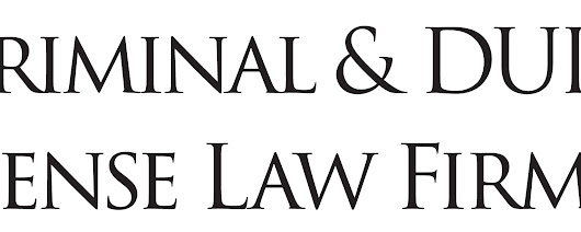 Choosing a Criminal Defense Lawyer - 530attorneys.com