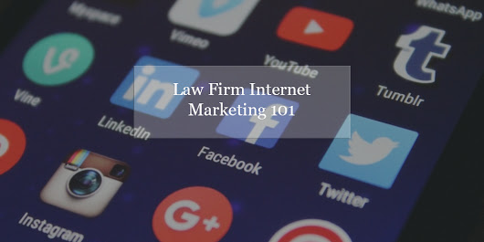 How Internet Marketing Can Benefit a Law Firm