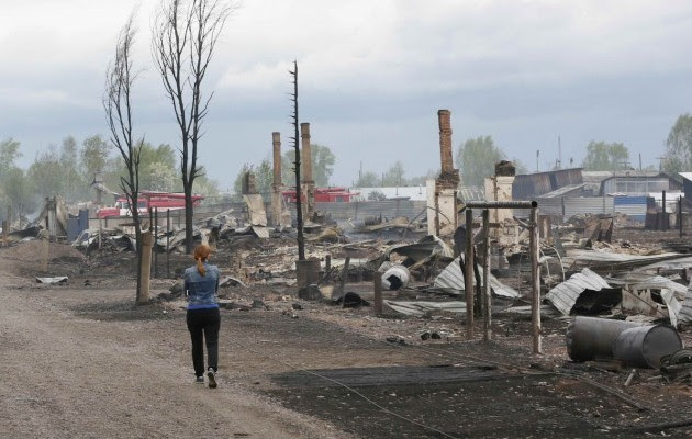wildfire russia, wildfire russia video, wildfire russia pictures, Deadly wildfires swept across Siberia burning down 200 homes in villages on May 24 2017