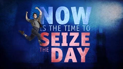 Seize The Day Newsies Lyrics Meaning