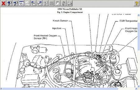 1996 Nissan Pathfinder Anti-Knock Sensor: Two Sources Tell ...