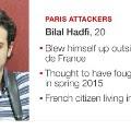 Paris Attack suspect Bilal Hadfi