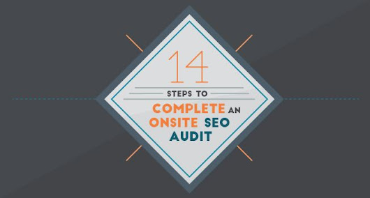 14 Steps to Complete an Onsite SEO Audit