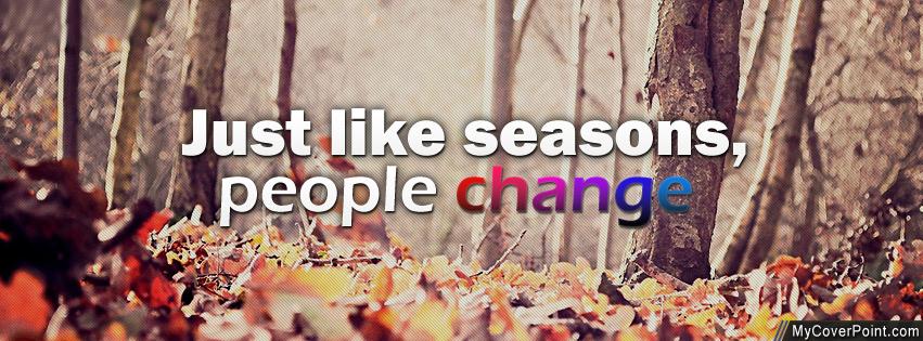 People Change Facebook Cover Facebook Timeline Cover