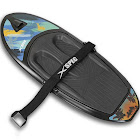 Xspec Kneeboard for Knee Surfing Boating Waterboarding, Black