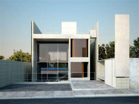 simple modern house architecture  minimalist style