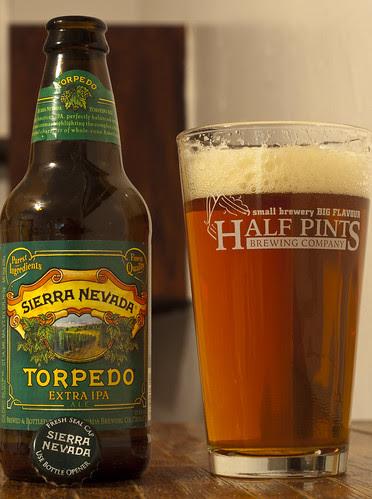 Sierra Nevada Torpedo Extra IPA 6/24 by Cody La Bière