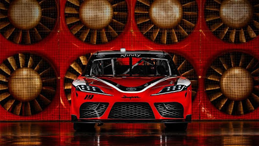 Revival of the fittest: Toyota Supra coming to NASCAR Xfinity Series