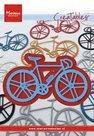 LR0394 Creatables snijmal bicycle sport