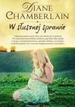 W słusznej sprawie - Diane Chamberlain
