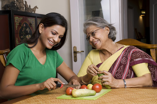Cooking for your loved one | The Caregiver Space