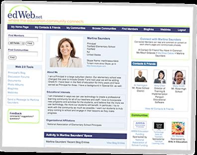 Sample Member Homepage