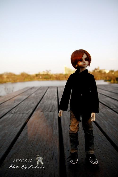 生態竹屋 宜蘭羅東林場 BJD娃娃