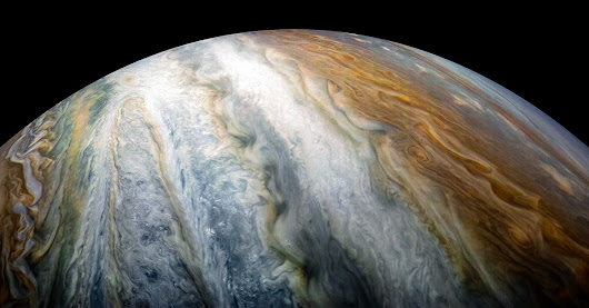 The awesome beauty of Jupiter captured by Juno, in 13 photos