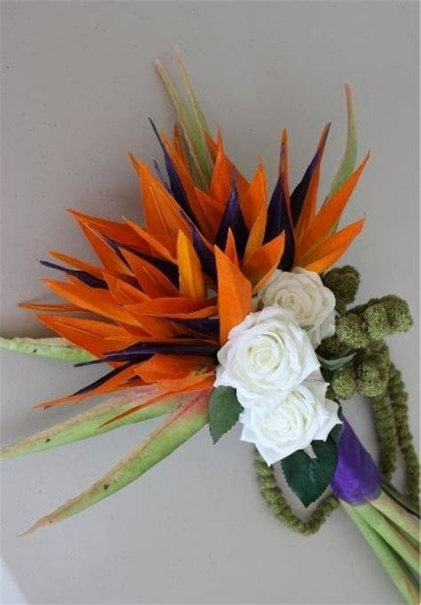 17 Best images about Birds of Paradise Wedding Flowers on