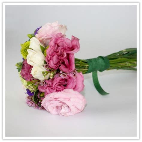 Keeppy :: Make your own wedding bouquet
