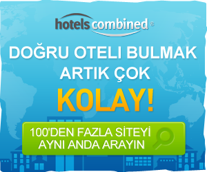 En iyi otel karsilastirma sitesi - hotelscombined.com
