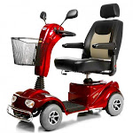 Merits Pioneer 4 4-Wheel Electric Mobility Scooter