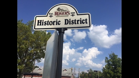 City Launches Downtown Rogers Inc.