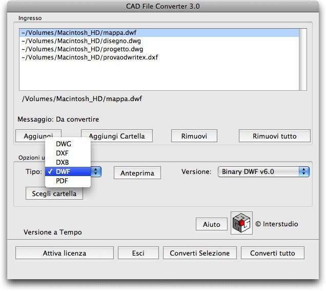Cad File Converter