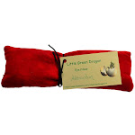 Attraction Herbal Eye Pillow - Little Green Dragon - Botanicals - Natural - Herbs - Herbal Products - Eye Pillows