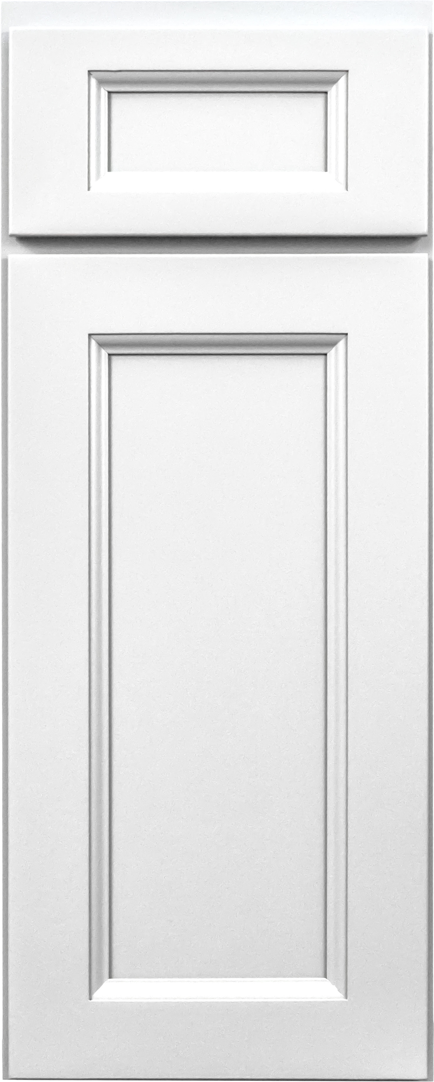 Buy RTA Newport White Shaker Kitchen Cabinets, Shop White ...